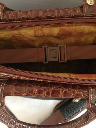 Samantha Croc Bag Luggage