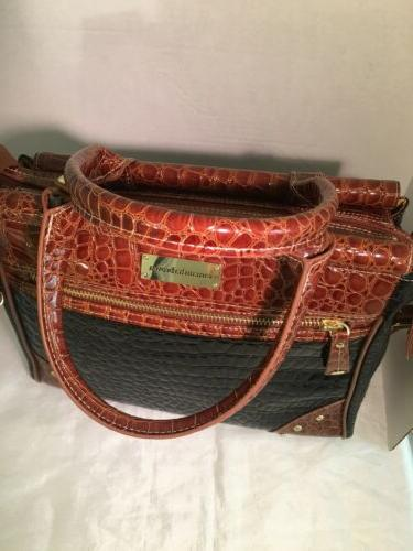Samantha Croc Bag Carry