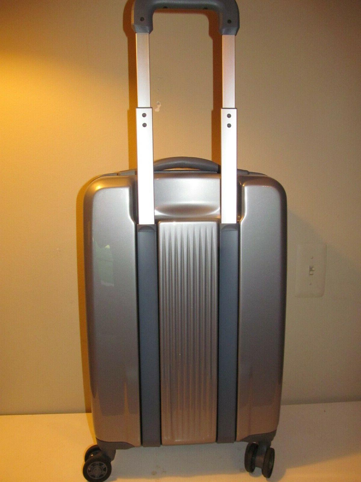 Briggs & Riley International Platinum Hardside Carry On