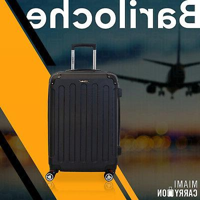 Carry-On Shell Luggage Combination