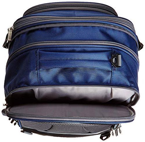 AmazonBasics Backpack, Navy