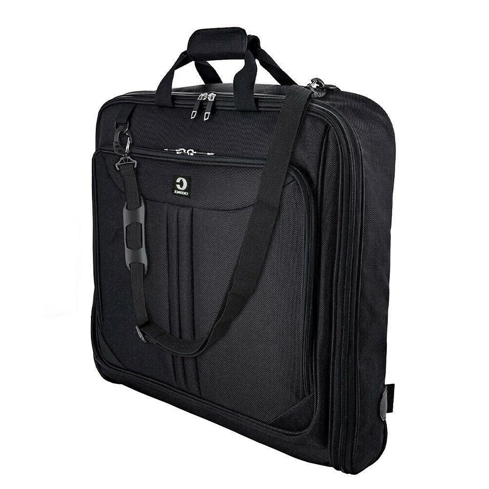 carry on waterproof travel garment suit bag