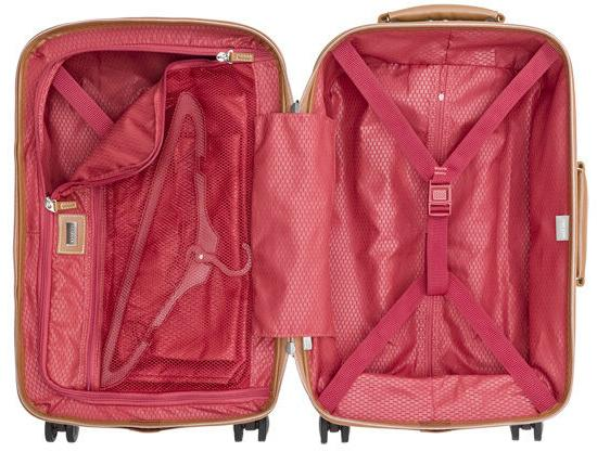 """Delsey Chatelet Plus 21"""" Carry-On Hardside"""
