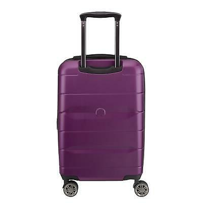 DELSEY Paris Expandable Rolling Carry Luggage