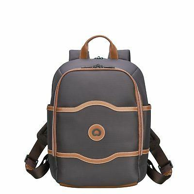 Delsey Luggage Air Backpack Backpack Chocolate