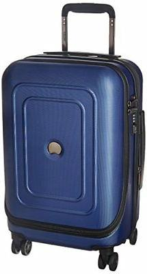 """Delsey Luggage Cruise Lite Hardside 19"""" Intl. Carry on Exp."""