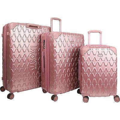 dia 3 piece hardside spinner luggage luggage