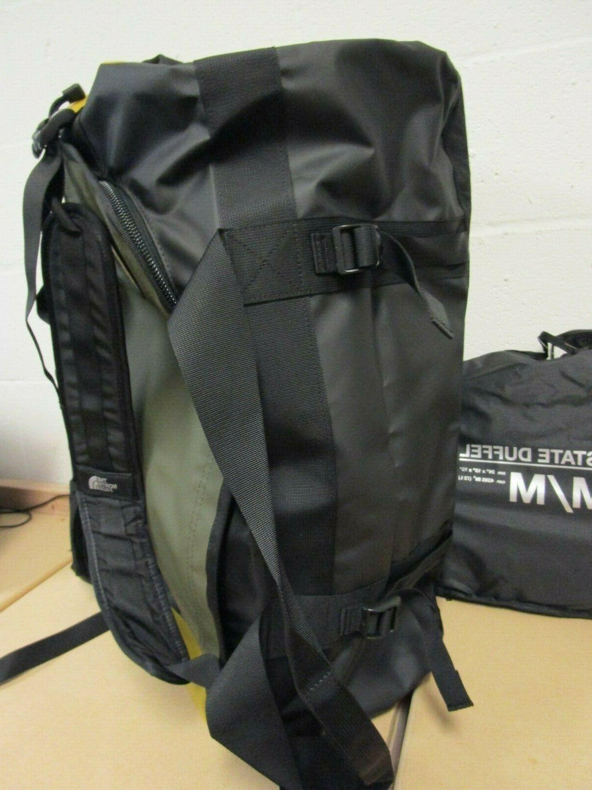 The North Face Suitcase Green