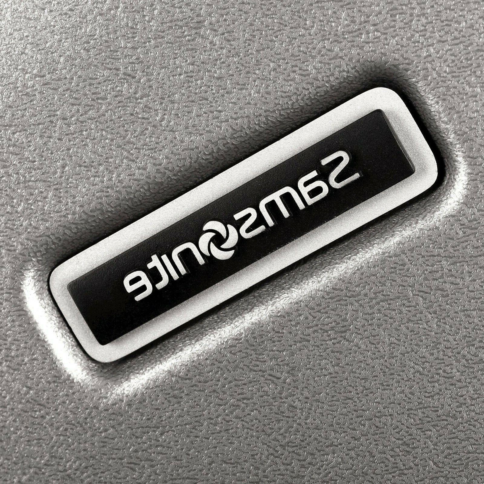 """Samsonite Inova 20"""" Spinner-Metallic"""