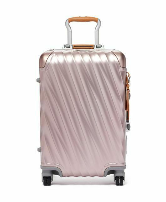 international carry on 19 degree aluminum color