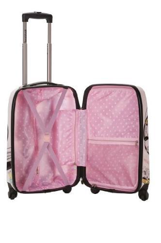 Rockland Las Hardside Spinner Luggage - New York