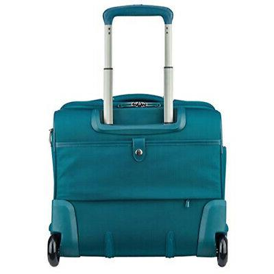 DELSEY Lightweight 2 Wheel Carry On Luggage