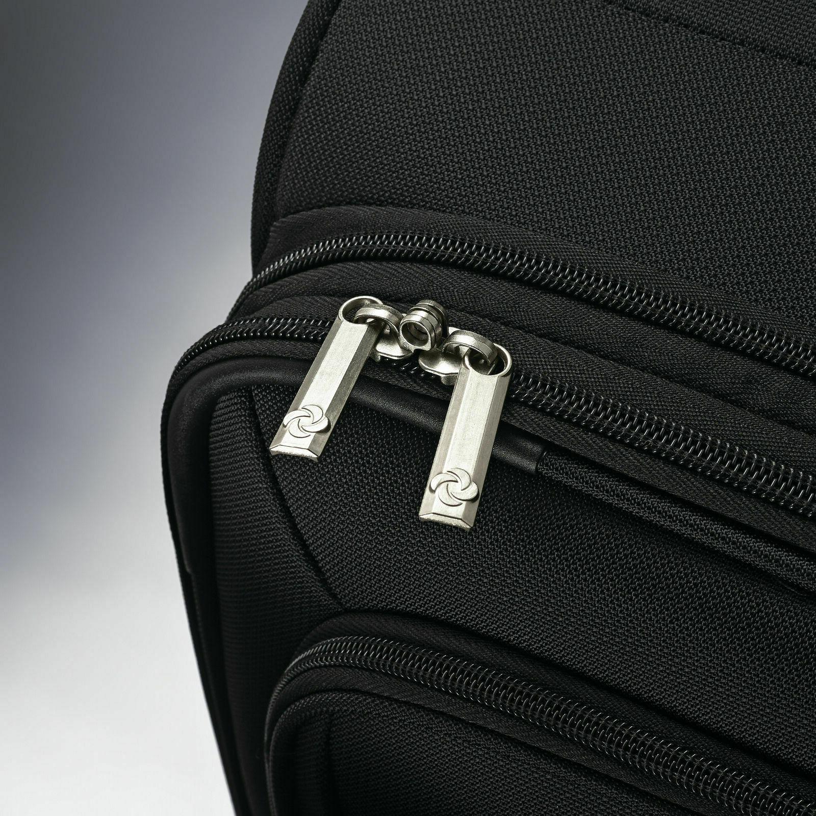 Samsonite Luggage Expandable Black