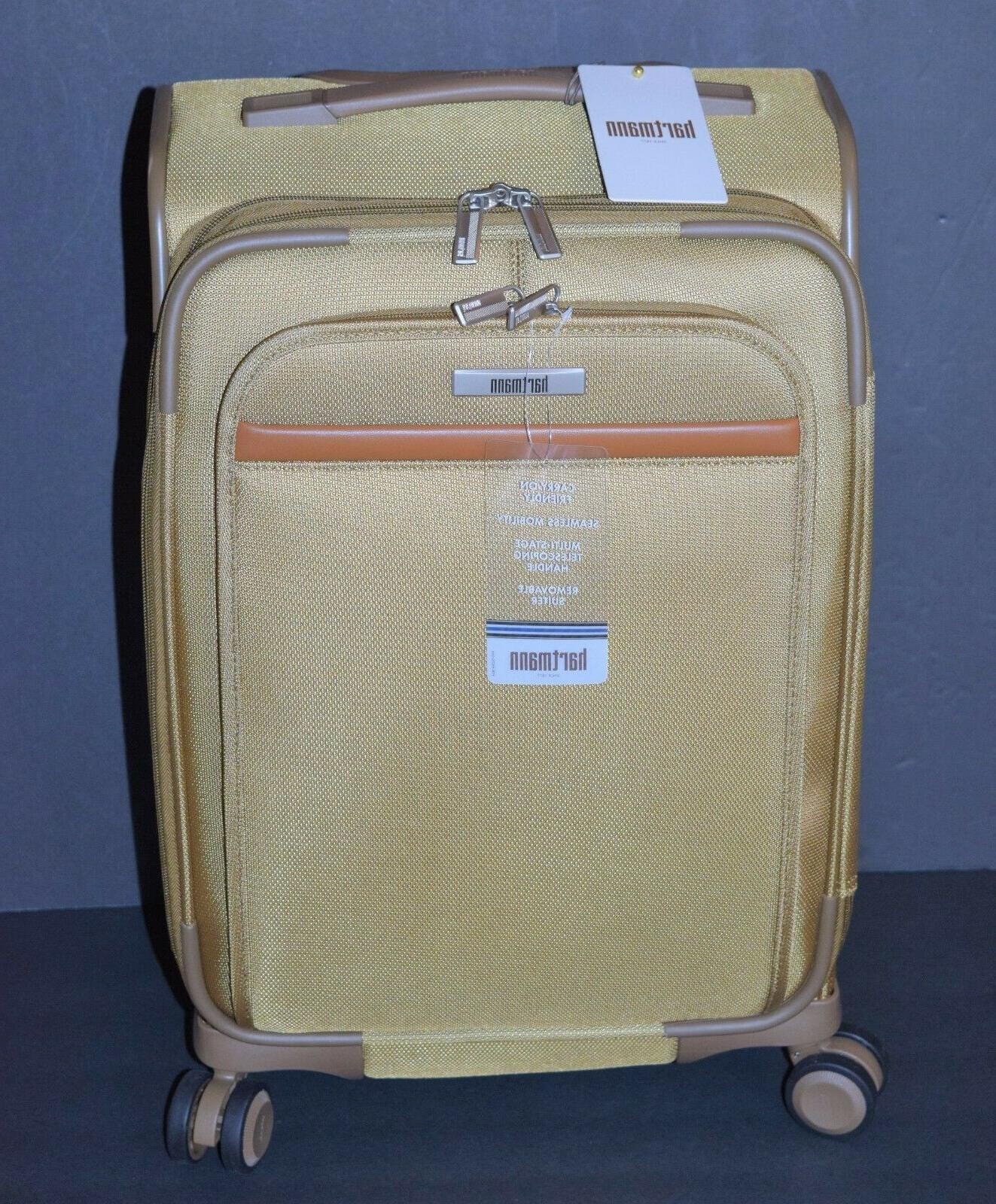 Hartmann Luggage Classic Deluxe Global Carry-On Expandable S