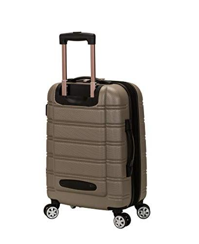 Rockland Luggage Melbourne Inch On Luggage, Size