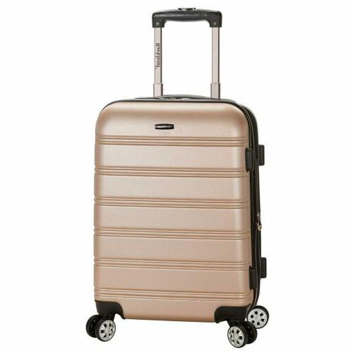 luggage melbourne 20 inch expandable carry on