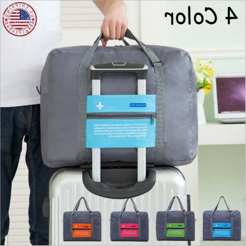 luggage storage bag travel duffel carry on