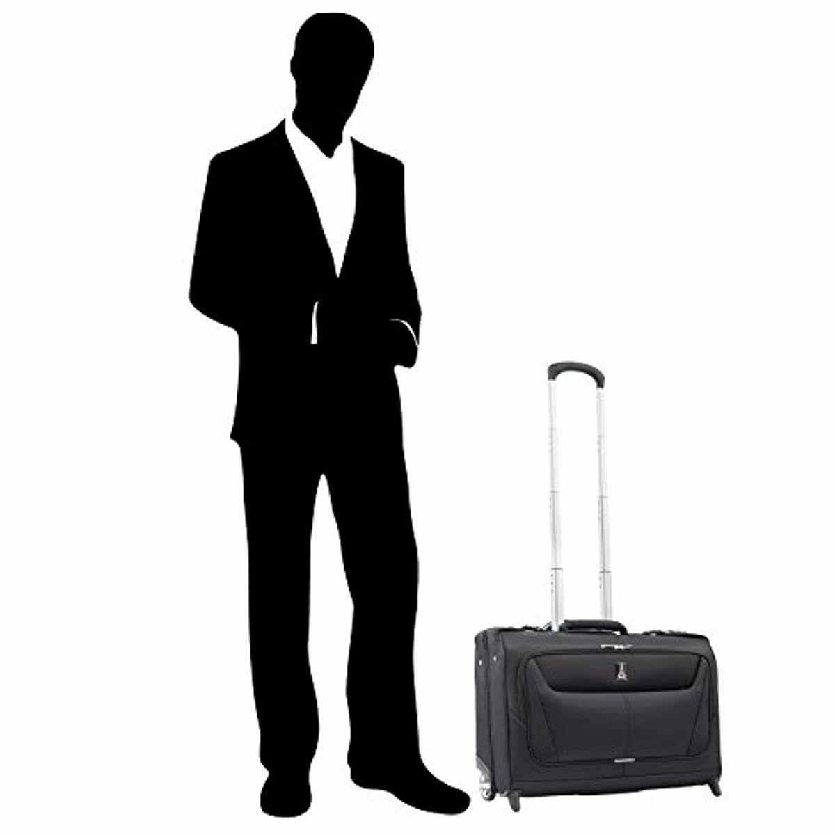 Travelpro Rolling Garment Black, 22-Inch