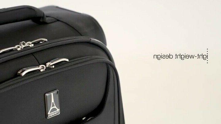 Travelpro Expandable Black