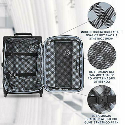 Travelpro 5-Softside Expandable Carry-On