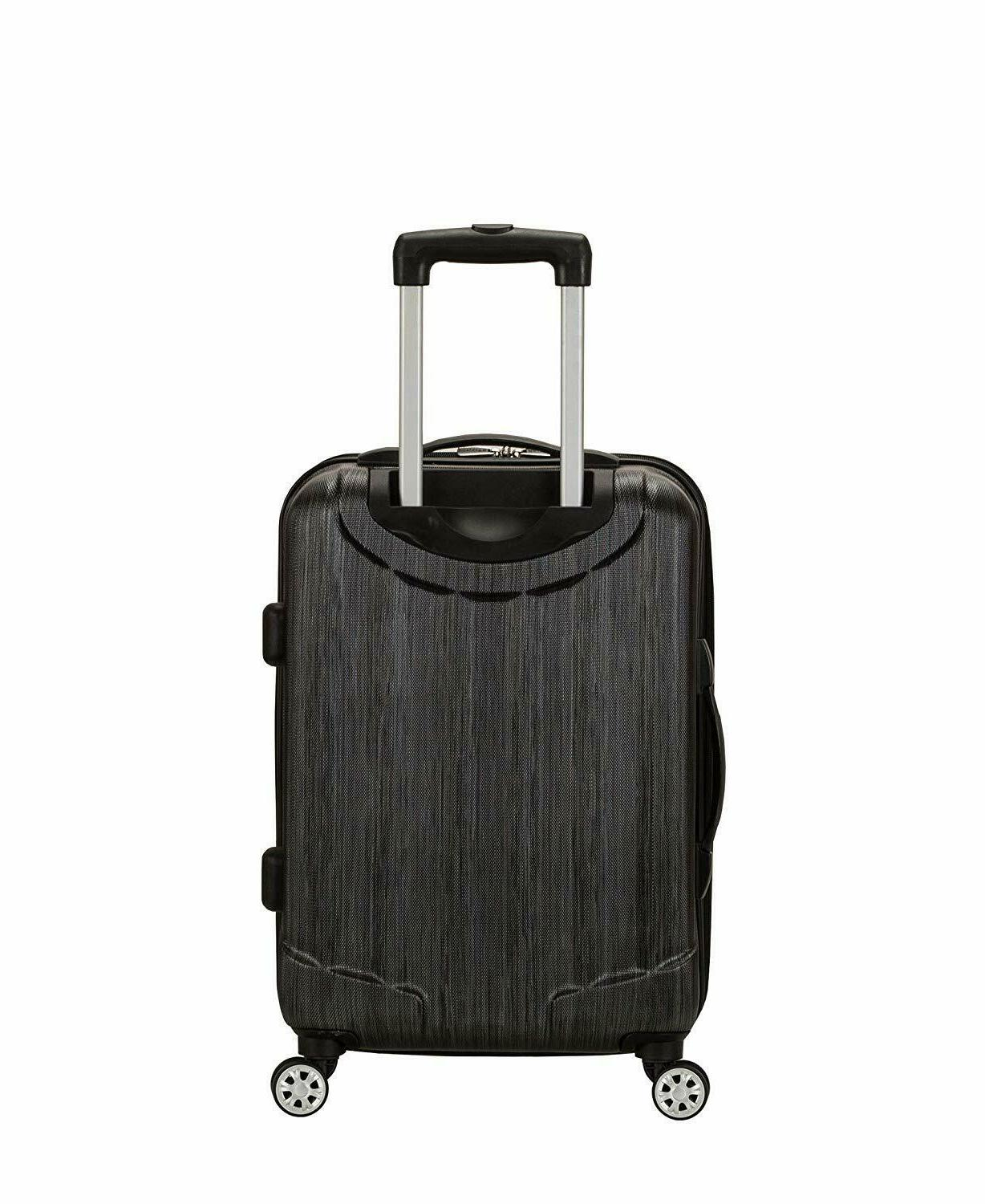 Rockland Expandable ABS Luggage