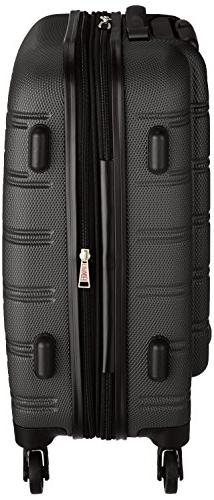 Melbourne Twenty Inch Expandable ABS Carry - by Fox Luggage