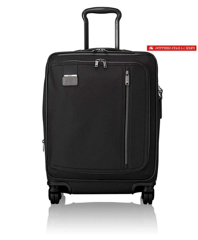 merge continental expandable carry on luggage 22