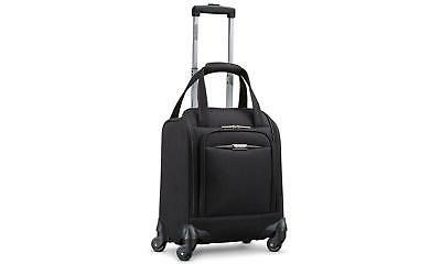 new 16 spinner tote underseat carry on
