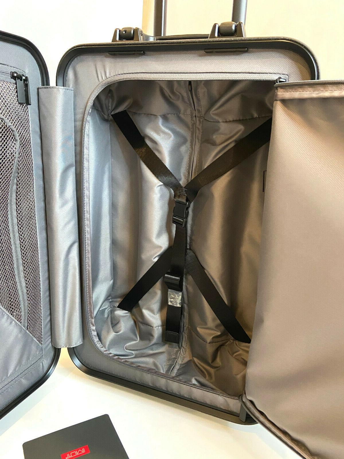 NWT Degree Matte Black International Carry