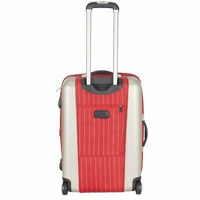 Lotus Oneonta 20-inch Red Carry Upright Suitcase - 0 Red 0