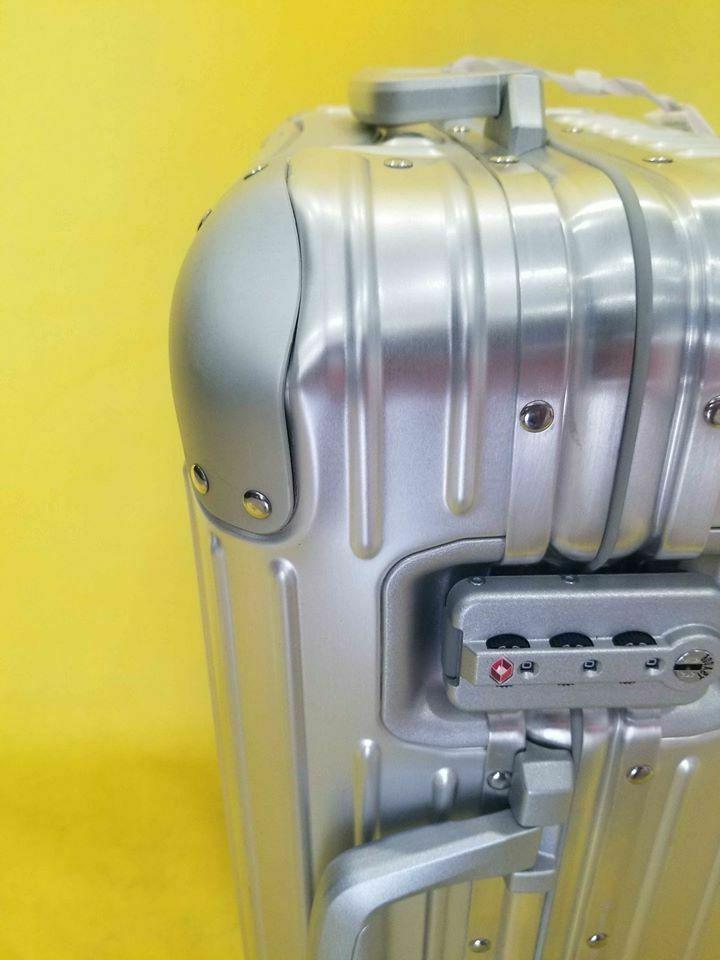 Rimowa Original travel Aluminum Luggage Suitcase $1050