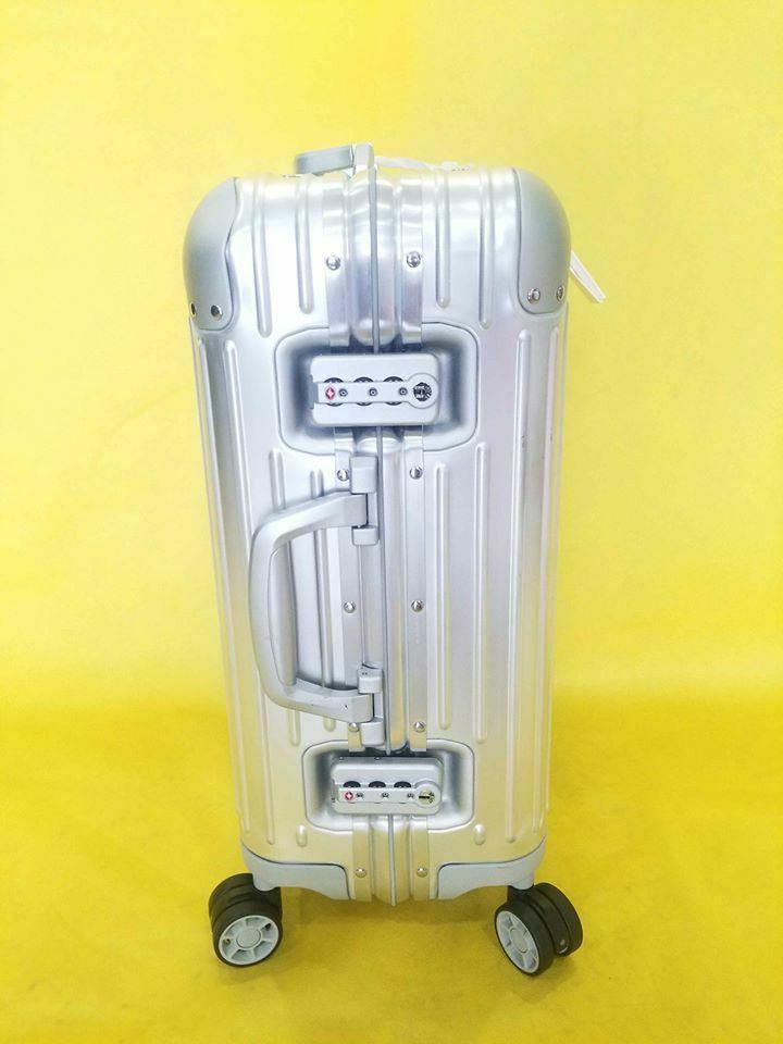 Rimowa travel Aluminum Carry Luggage Suitcase $1050