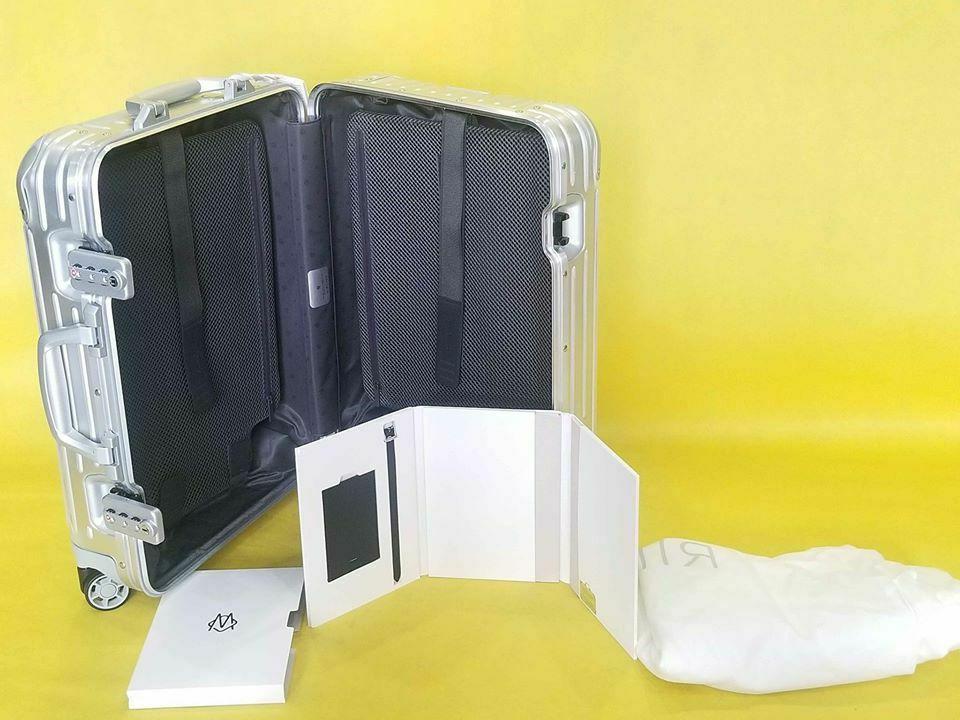 Rimowa Original Cabin travel Luggage Suitcase $1050