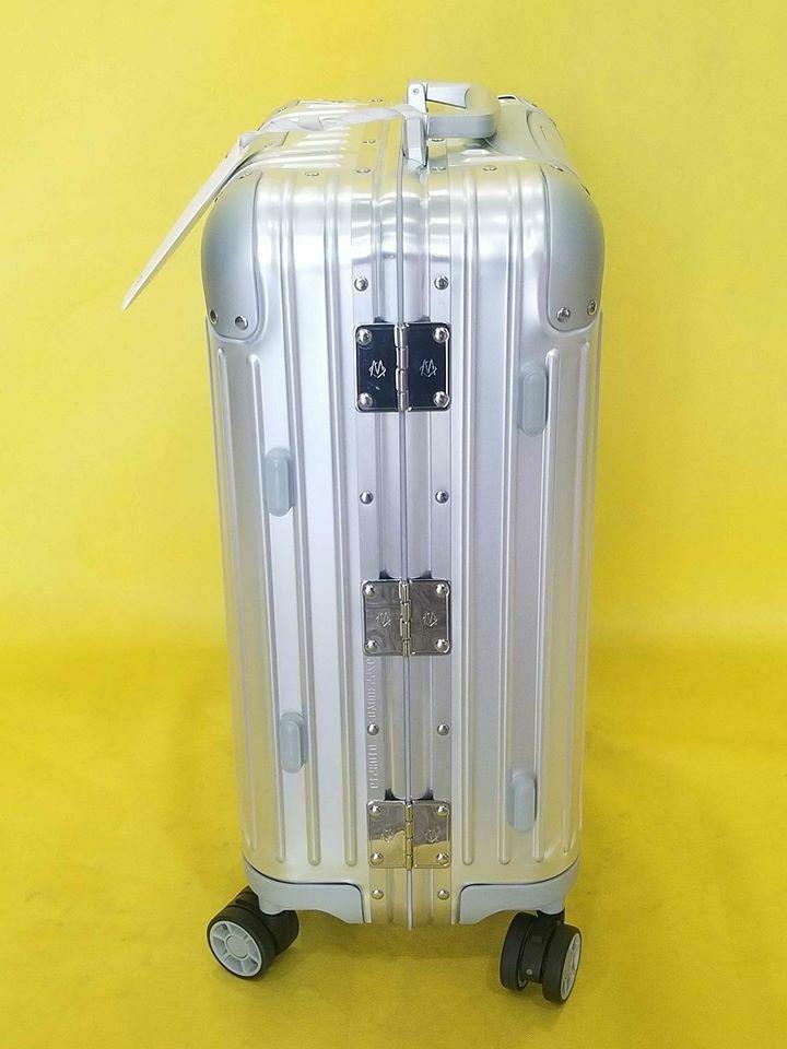 Rimowa Multiwheel travel Aluminum Carry Luggage