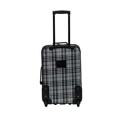 Rio Expandable Carry-On Luggage