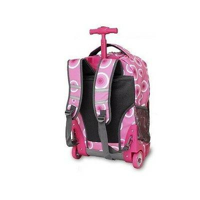 Rolling for School Book Luggage Carry New Targe