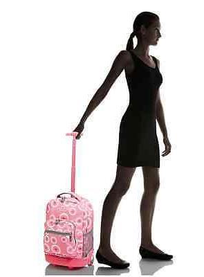 Rolling Backpack School Travel Targe