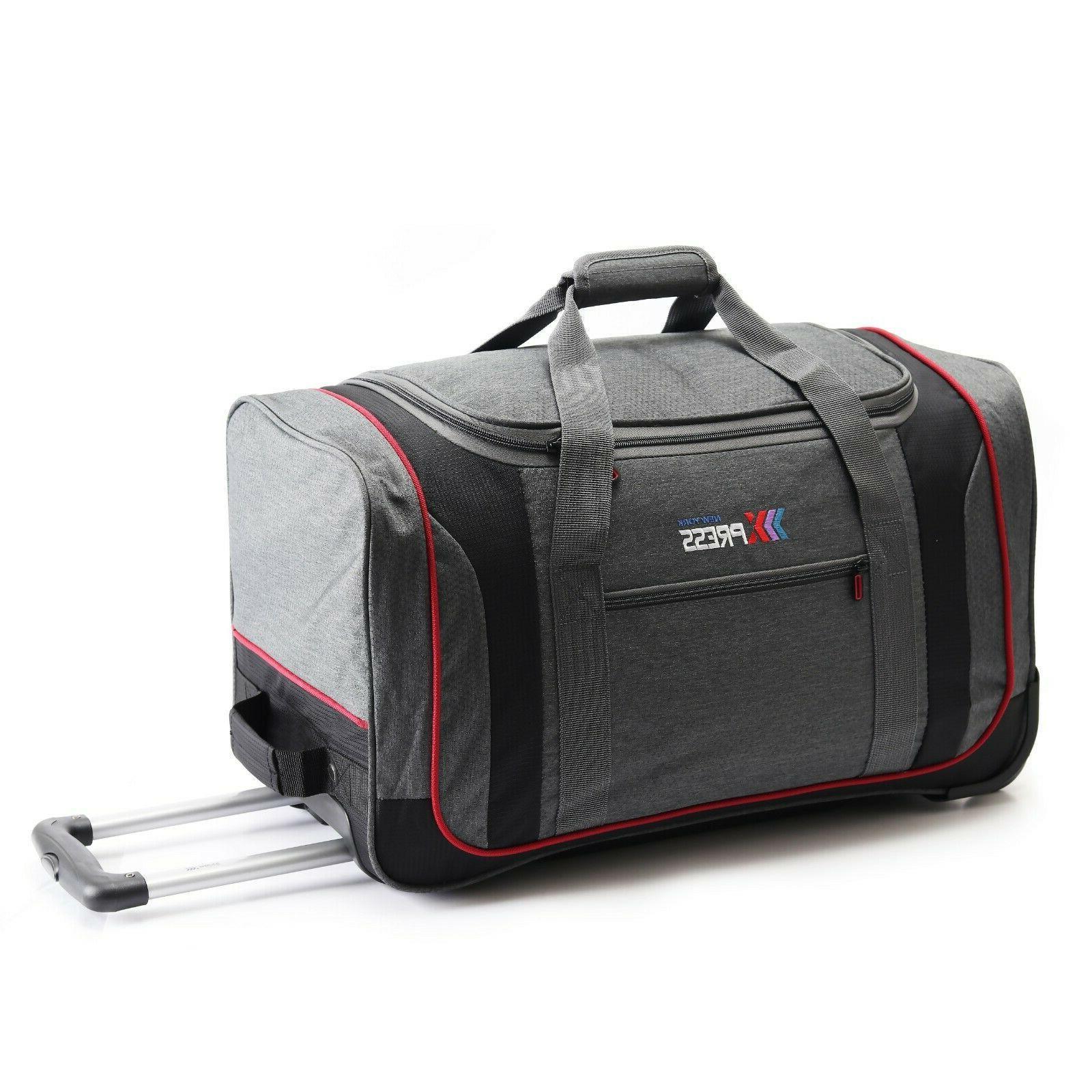 22 Travel Suitcase