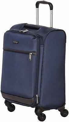 Small 18inch Luggage Carryon/Cabin Size Softside Spinner Whe