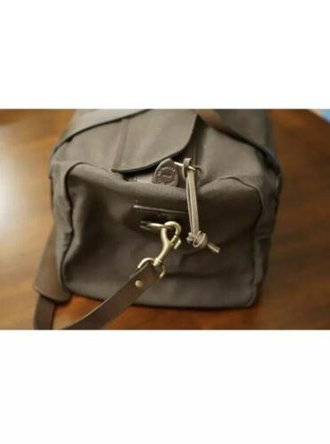Filson Duffel Bag Brown Brand New $350