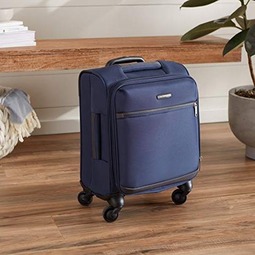 AmazonBasics Softside 18-inch Blue