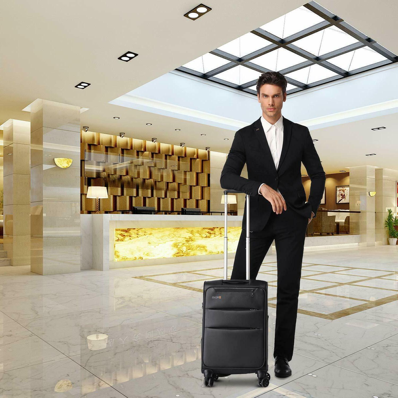 REYLEO 20 On Luggage Travel Suitcase
