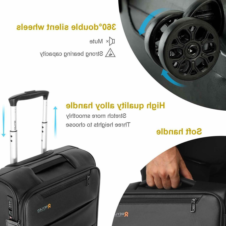 20 Inch On Luggage 8-Wheel
