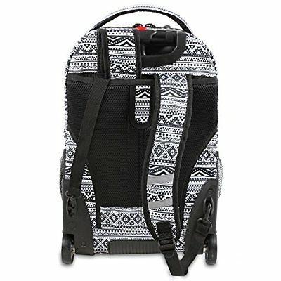 J World Sundance Laptop Backpack, Tribal