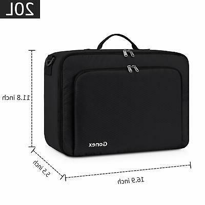 Gonex Travel Duffel Bag, Portable Personal Item Bag Water&