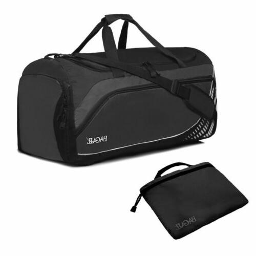 Bagail Travel Luggage Bag Lightweight Gym,