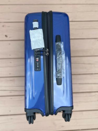 Tumi 'V3' 4 Wheeled On Blue 228060PAC MSRP