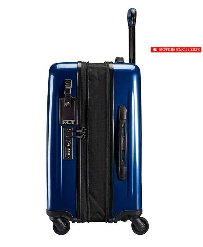 Tumi Expandable Carry-On Luggage 22 Inch