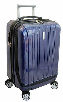 """Vista Collection NY Luggage 20"""" Carry-on Expandable Spinne"""
