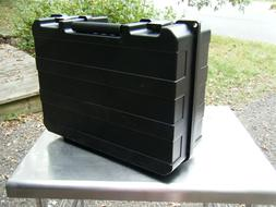 Luggage Airplane Carry-on Travel Case is sturdy plastic, ine